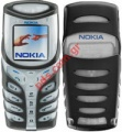 ������ ������� ���  Nokia 5100 A + B Black Shell �� ����� �� ����� �����