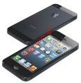 Original APPLE IPHONE 5 with 16GB, BLACK, GREEK SPEC ,  MD 297B/A ( SIM FREE, SEALED RETAIL PACK)