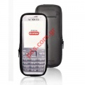 Case with zip for Nokia E52 Black