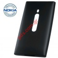Γνήσια θήκη Nokia Lumia 800 Black CC-1031 Blister