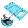 Universal Screen Protector Film Attach Machine for Mobile Phones within 5.8-inch (Blue Color)