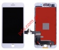 Οθόνη σετ (OEM) iPhone 7 Plus 5.5 inch White σε λευκό χρώμα (A1661, A1784, A1785 Japan*) Display with touch screen digitizer