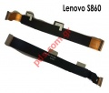 Κεντρική ταινία (OEM) Main Lenovo S860 Flex Cable Ribbon Connection Motherboard Board