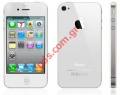 Κινητό τηλέφωνο original Apple Iphone 4G White (USED SIM FREE)