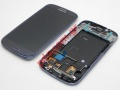 Γνήσια οθόνη Samsung GT Galaxy S3 i9300 LCD Display Touch Unit Digitizer Blue
