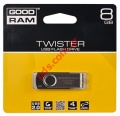 Εξωτερική φορητή μνήμη Flash Good RAM 8GB USB 2.0 Data traveler memory stick