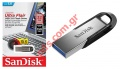 Φορητή μνήμη stick SANDISK 32GB USB 3.0 ULTRA FLAIR Flash Drive Silver Blister