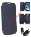 Original Flip Case Cover EF-FI826BL Samsung Galaxy Core i8260 Blue Blister