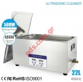 Ultrasonic cleaning system SU-800ST (22L) 160-480W Digital (Tank 50x30x15cm)