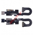 Mπροστινή κάμερα (OEM) iPhone 7 (4.7 inch) 7MP VGA Front camera module Flex cable