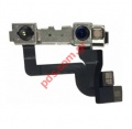 Μπροστινή διπλή κάμερα (OEM) iPhone XR 7MP Front double camera module