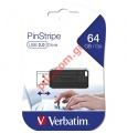 Φορητή μνήμη Verbatim DTI 64GB USB 2.0 Data Traveler Stick Blister