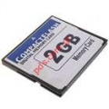 Κάρτα μνήμης Compact flash card 2GB Memory card