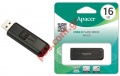 Μνήμη αποθήκευσης APACER 16GB Line DATA USB 2.0 flash drive traveller stick