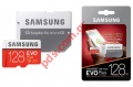 Κάρτα μνήμης Micro Secure Digital Samsung 128GB MB-MP128D Trans Flash