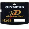 XD Picture Memory card Olympus 2GB