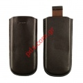Γνήσια θήκη Nokia Carrying case Pouch CP-212 για τα 8800 Arte Saphire Brown (ORIGINAL) LIMITED STOCK