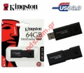 Φορητή μνήμη KINGSTON 64GB USB 3.0 DTI G3 103 High Speed Data Traveler USB 3.0 Stick Blister